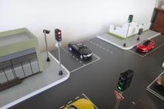 макет дороги