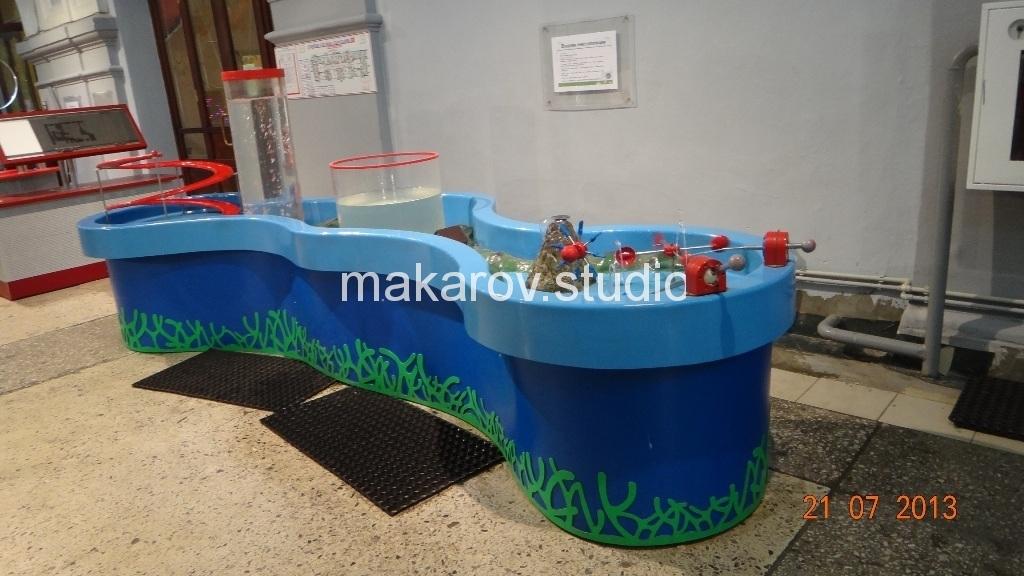 Водный интерактивный комплекс